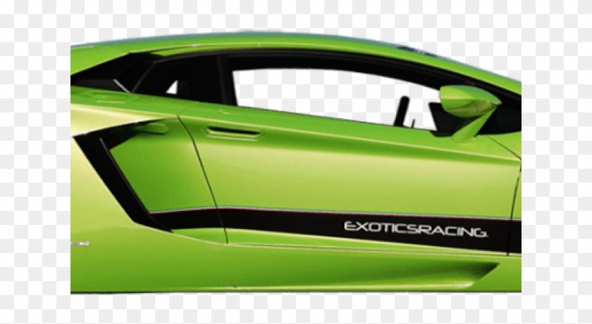 Lamborghini Clipart Exotic Car Lamborghini Sideways Hd Png