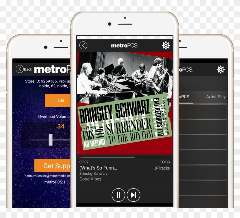 Metro Pcs - Iphone, HD Png Download - 1999x1553(#5364432