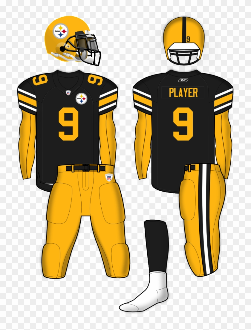 sneakers for cheap e688f d13aa Steelershome - Pittsburgh Steelers Uniforms, HD Png Download ...