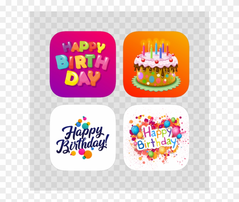 Best Birthday Stickers Mega Bundle On The App Store