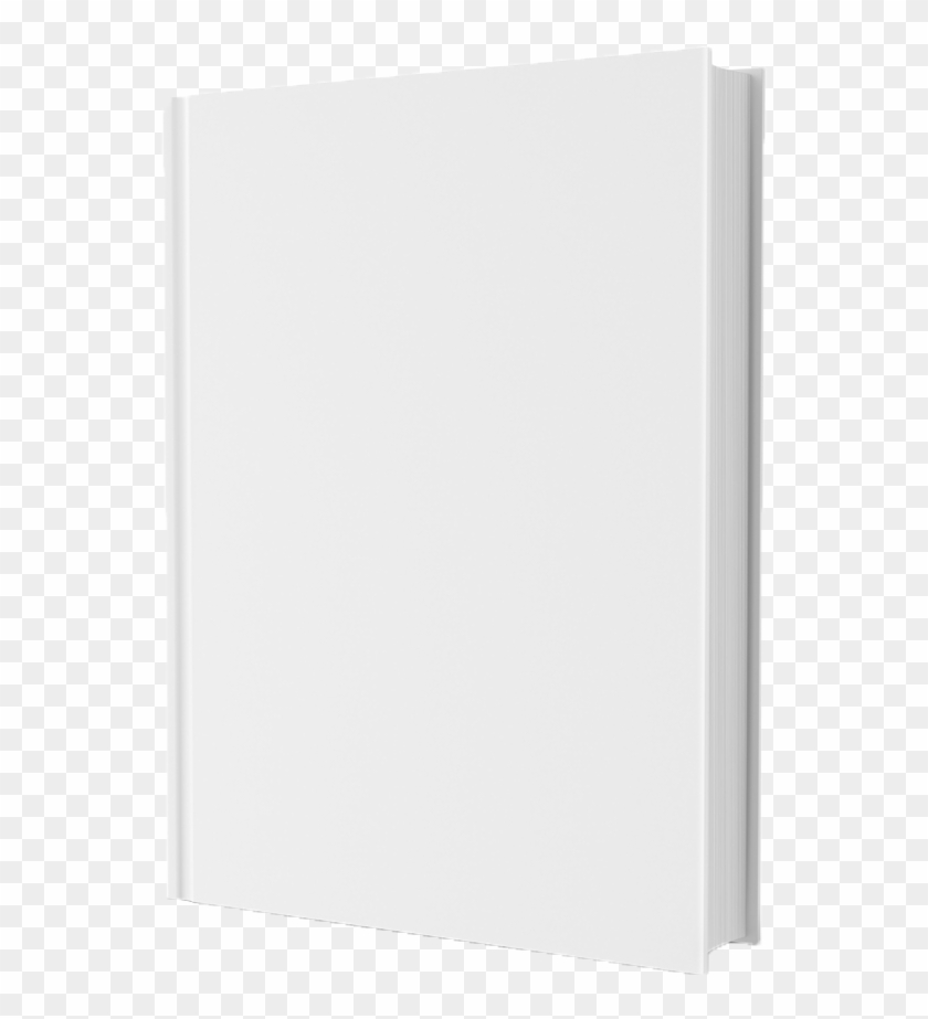Blank Book Cover Paper Hd Png Download 549x843 540132