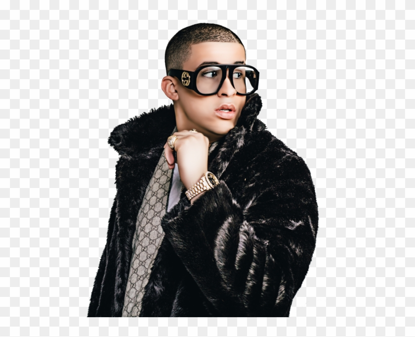 Bad Bunny 2018 Retouch By Marcelodesigns10 Bad Bunny Gucci