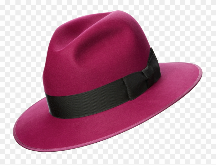 Pink Fedora Transparent Hd Png Download 750x562 549042 Pngfind