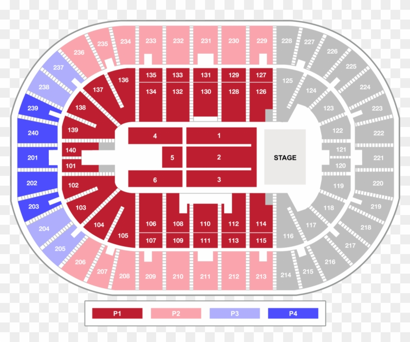 Individual Tickets U S Bank Arena Png Download Gila River Arena Seating Chart With Seat Numbers Transparent Png 1190x935 5420605 Pngfind