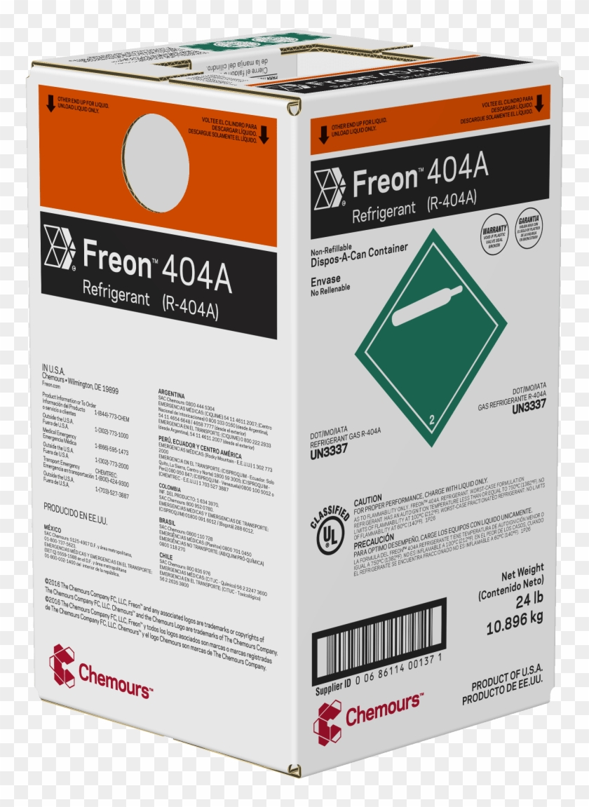 Products / Refrigerants - Chemours R410a, HD Png Download