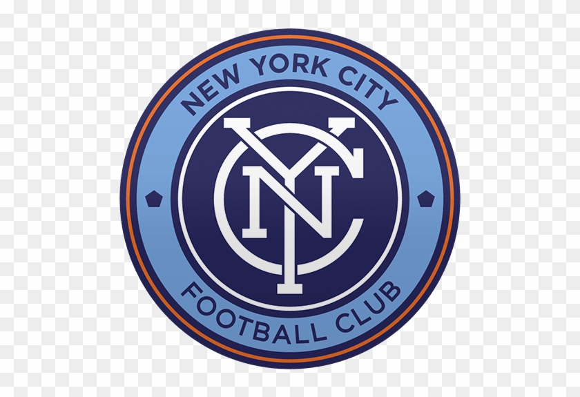 Logo Local New York City Fc - New York City Fc Logo, HD Png Download