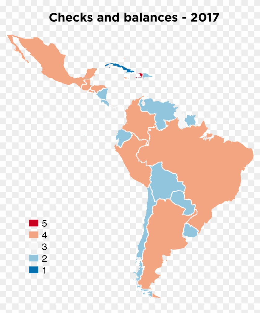 Map Of America 2017.2017 Png Text Latin America Map Black Transparent Png 972x1124