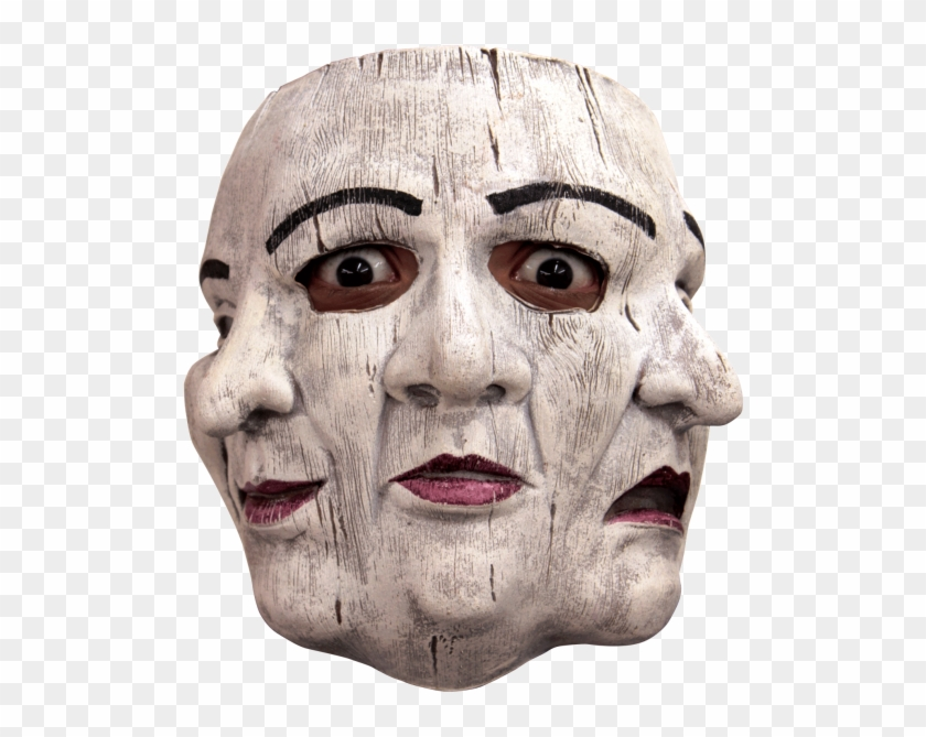 Mascaras De Terror Png Face Horror Mask Transparent Png