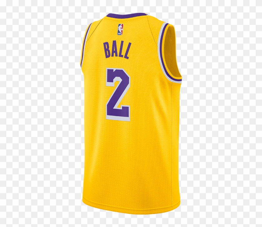 Los Angeles Lakers Ball Transparent Background Javale Mcgee Lakers Jersey Hd Png Download 500x667 5487157 Pngfind