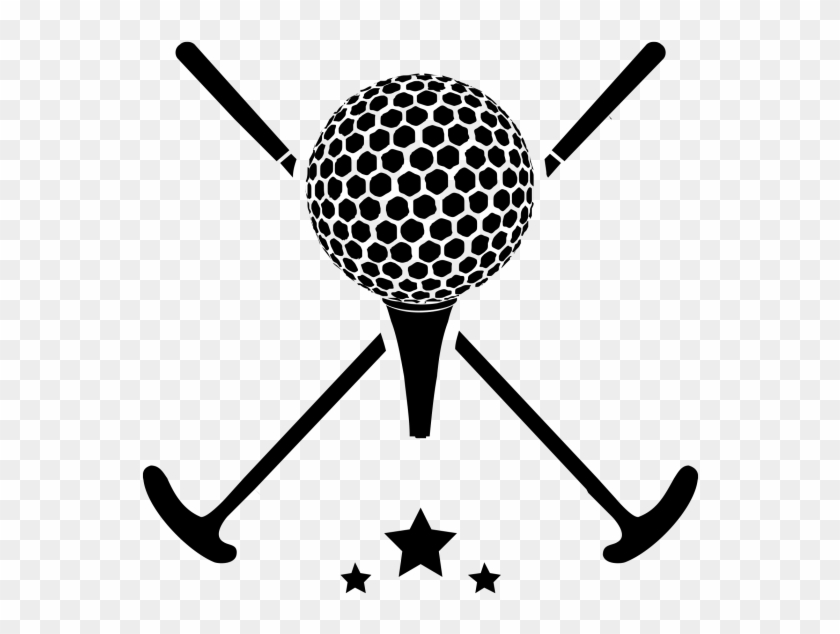 Silhouette Golf Ball Vector Hd Png Download 715x715 5495573 Pngfind