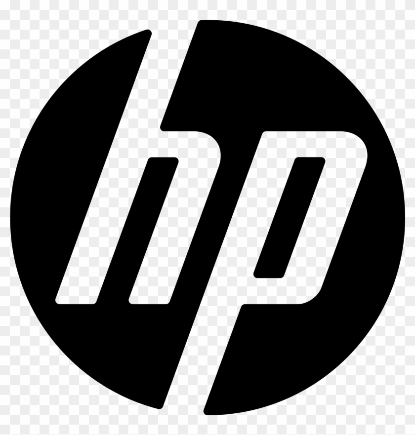 Samsung Logo Black And White - Hp Logo Black And White, HD