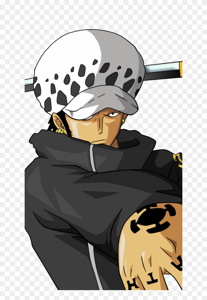 Trafalgar Law Wallpaper One Piece Wallpaper Law 4k Hd Png Download 640x1136 5509043 Pngfind