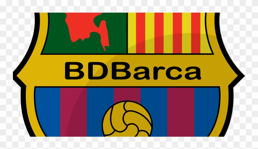 Bd Barca Main Logo - Dream League Soccer Fc Barcelona Logo 2019, HD Png  Download - 768x403(#5511048) - PngFind