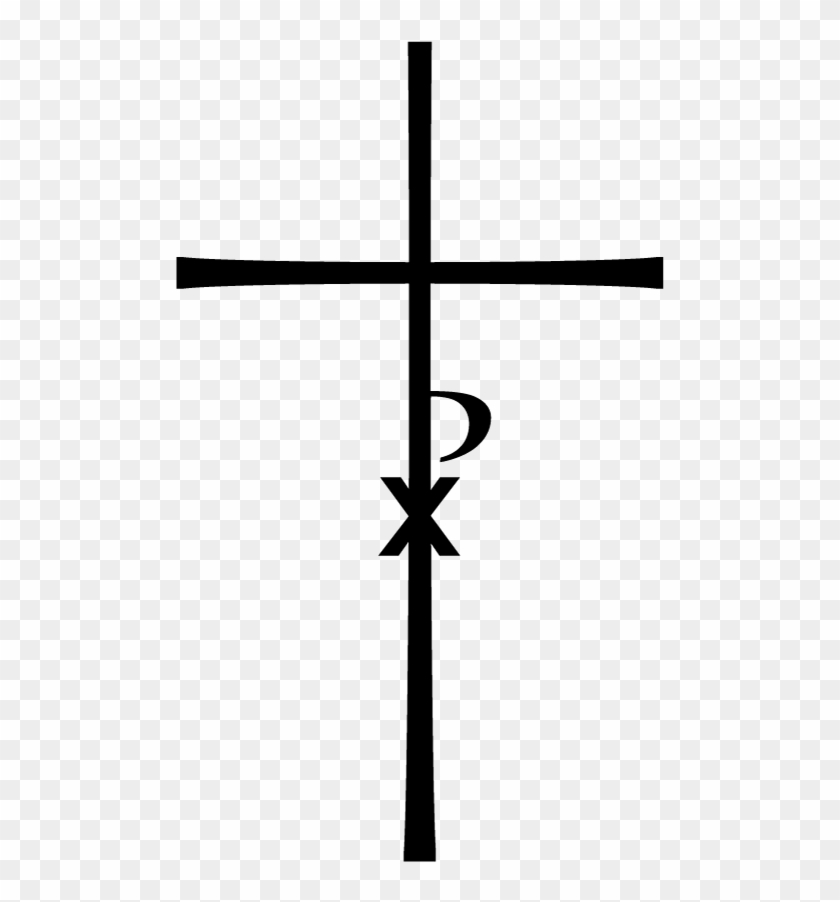 Mass Times Simple Black Cross Clipart Hd Png Download