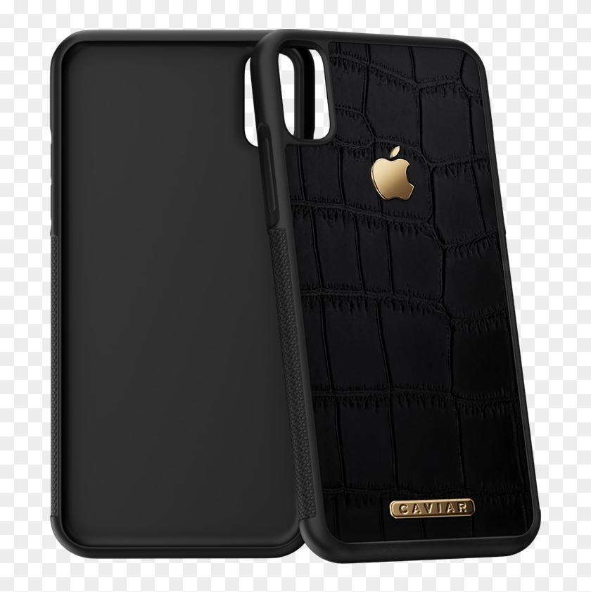 brand new ec998 a5a81 Iphone X Case Classic Alligatore Gold Apple - Iphone Xs Gold Case ...