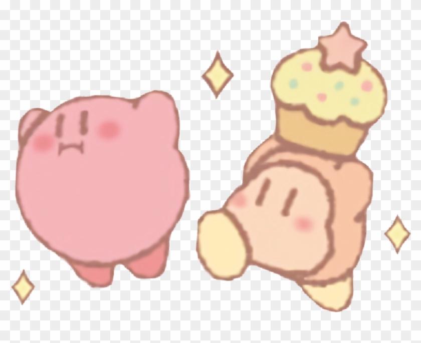kirby #waddledee #cute #kawaii #kirbystarallies #sticker
