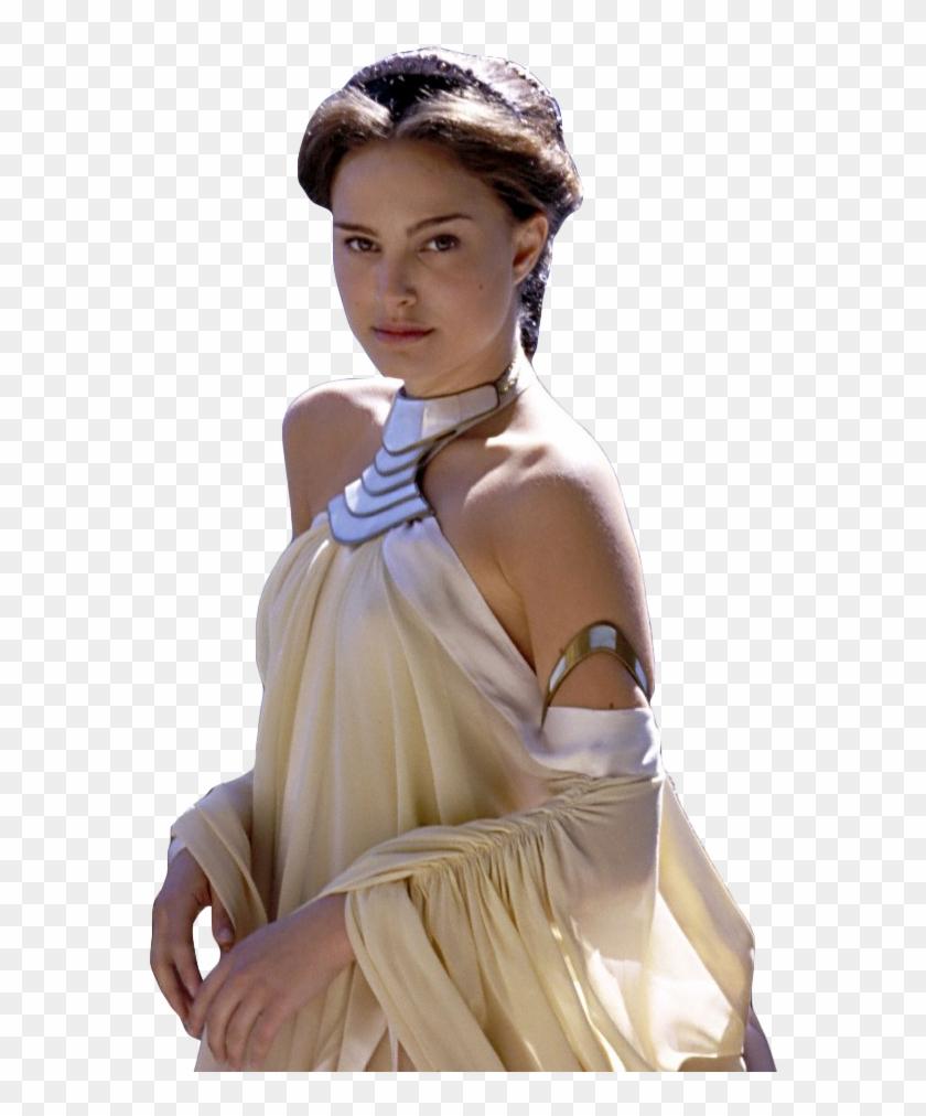 Transparent Padme Amidala Naberrie - Natalie Portman Star