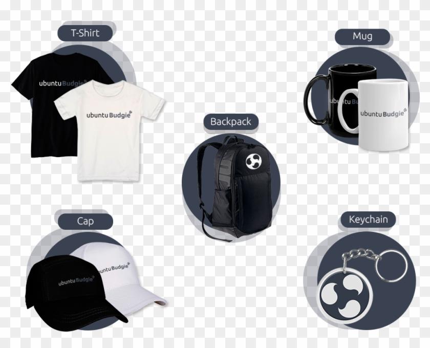 Ubuntu Budgie Shop - Baseball Cap, HD Png Download - 996x764