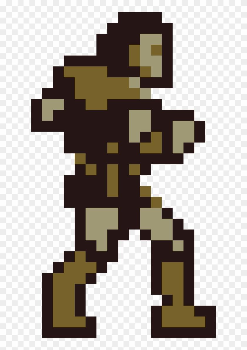 Castlevania 8 Bit Pixel Art Pixel Art Fortnite Rust Lord