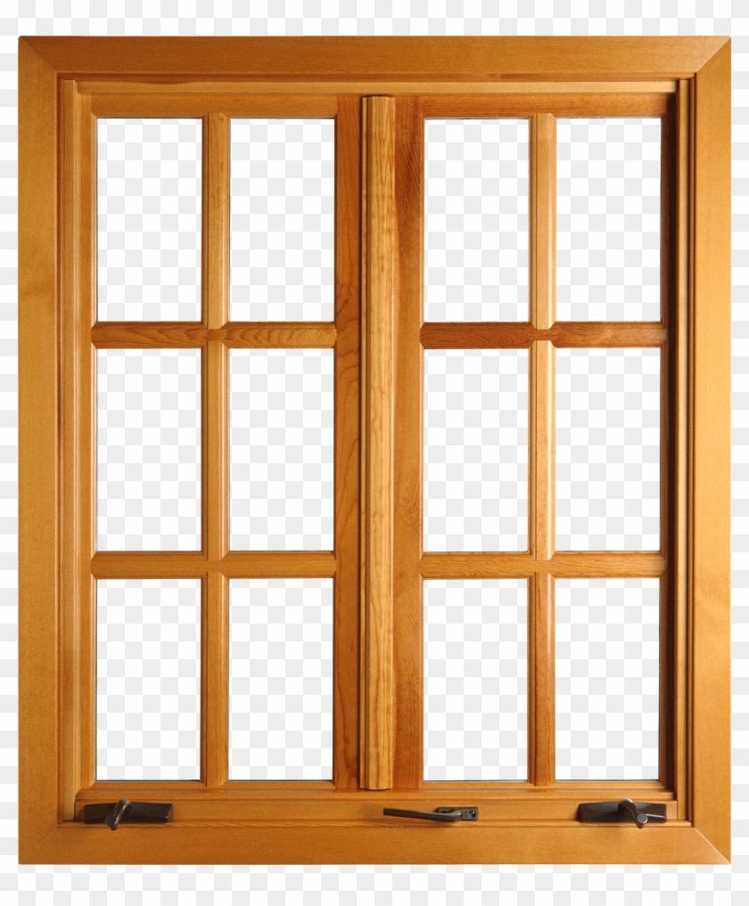 Gentil Wood Window Png   Wooden Window Frame Png, Transparent Png ...
