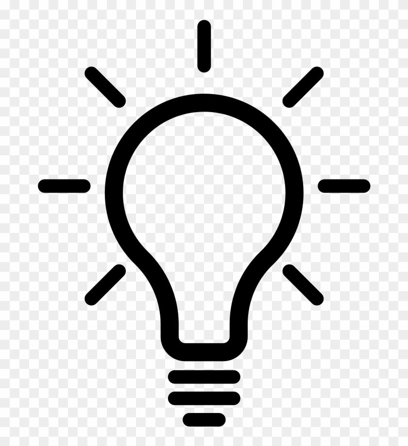 Noun Project Lightbulb Icon 1263005 Cc Light Bulb Icon