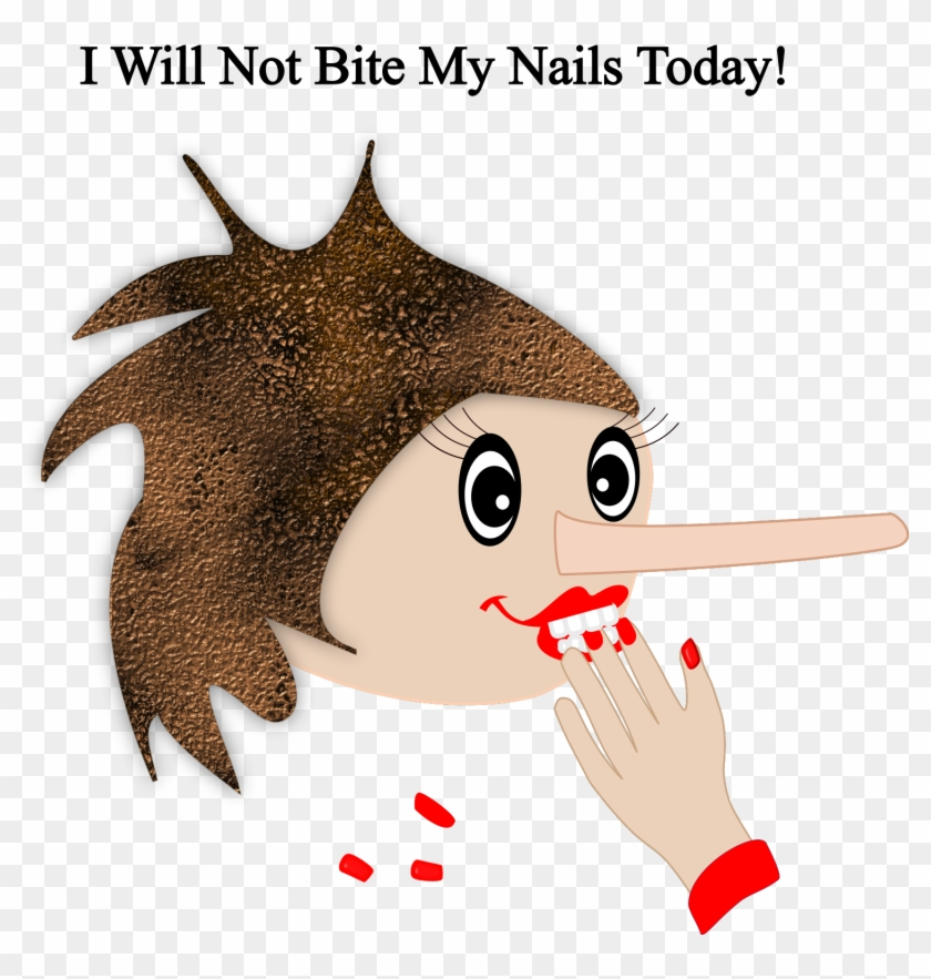 A Little Salon Humor Don\'t Bite Those Nails - Funny Quotes ...