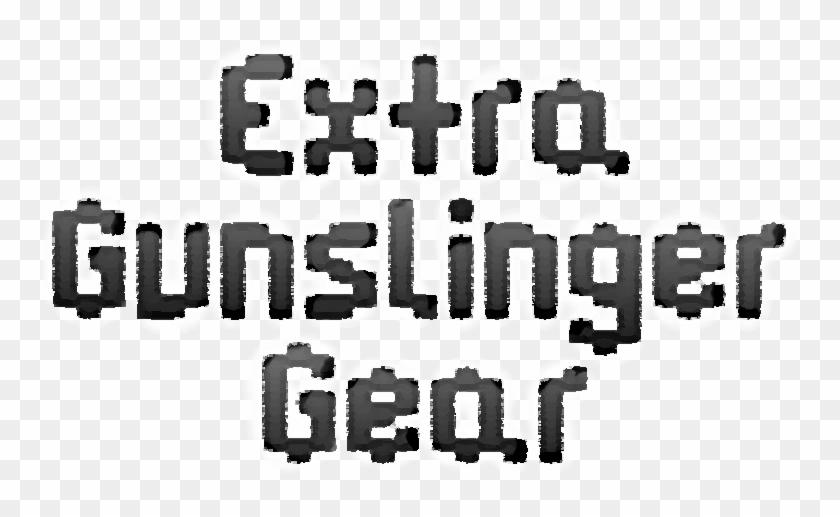Tmodloader Extra Gunslinger Gear - Monochrome, HD Png Download