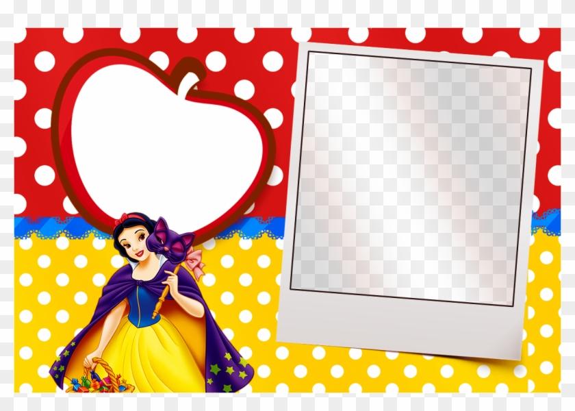 Convite Branca De Neve 244 Png Imagens Da Branca De Neve Png