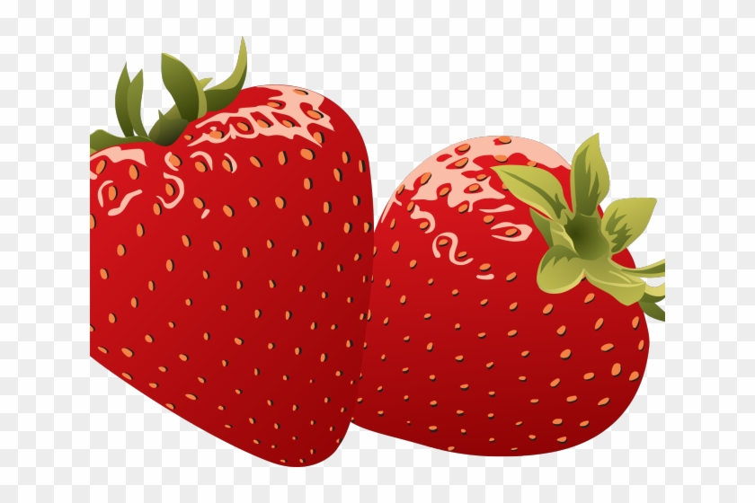 Healthy Food Clipart Transparent Background Strawberry Vector Free Download Hd Png Download 640x480 5638021 Pngfind