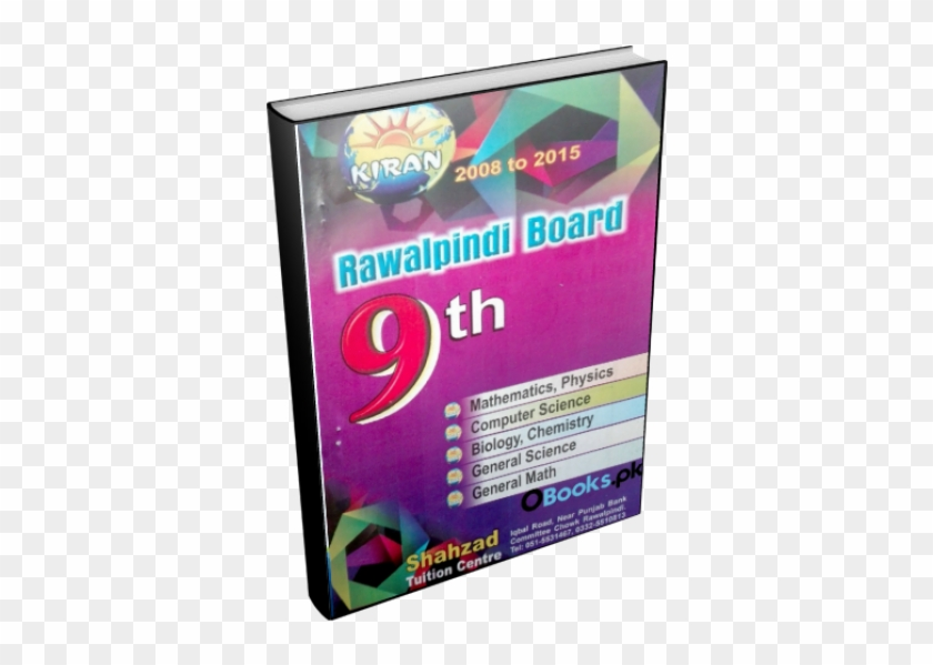Past Papers Of 9th Class Rawalpindi Board Science Group - Past Paper
