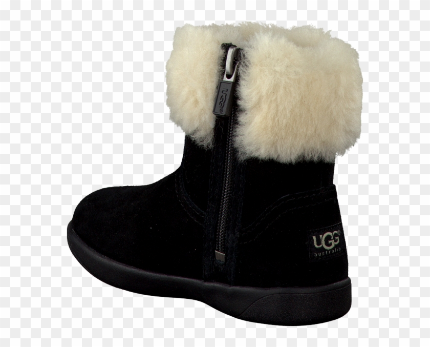 9f840f86d0a Black Ugg Boots Jorie Ii Number - Snow Boot, HD Png Download ...