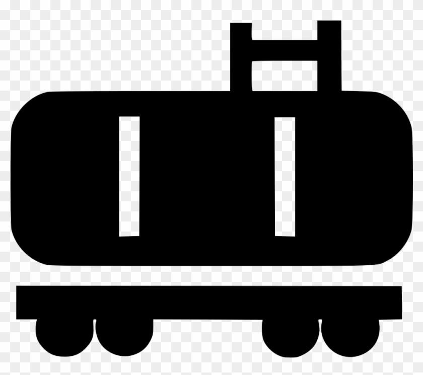 Png File - Tank Car Icon, Transparent Png