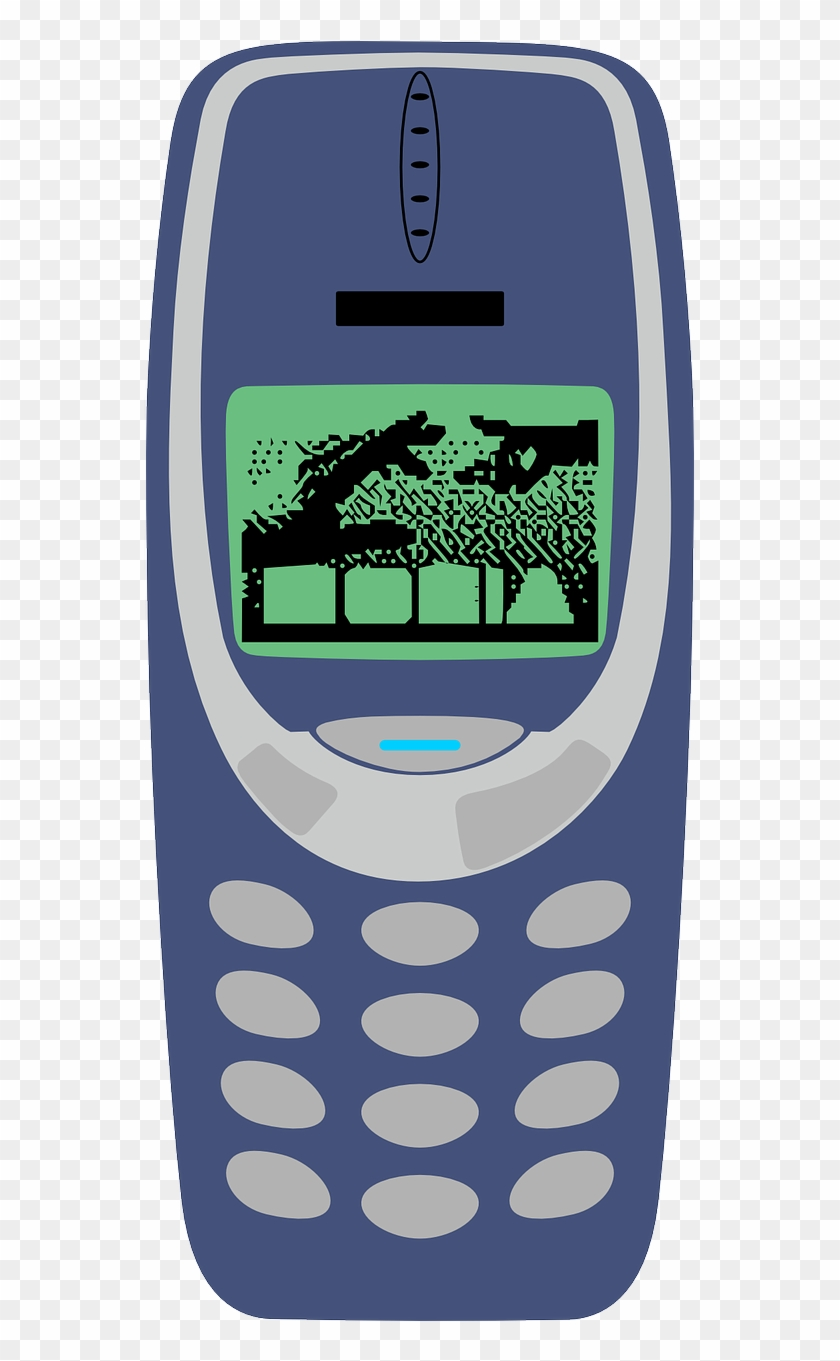 Nokia Cellphone Mobile Png Image Nokia 3310 Png Transparent Png 640x1280 5690258 Pngfind