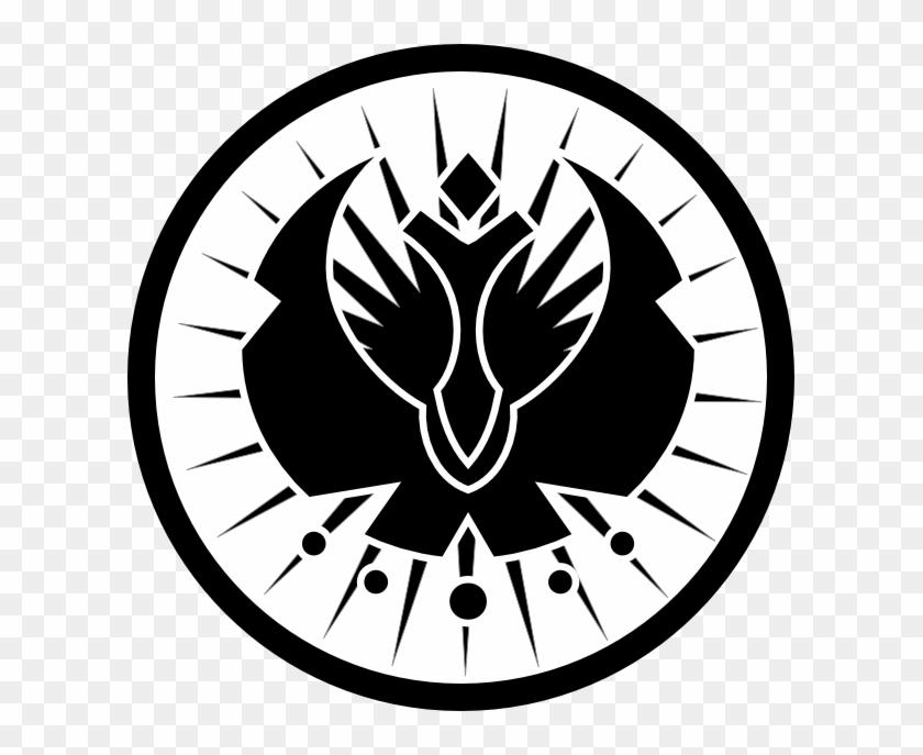 Custom Star Wars Like Logos Star Wars New Jedi Order Symbol Hd Png Download 607x607 572164 Pngfind