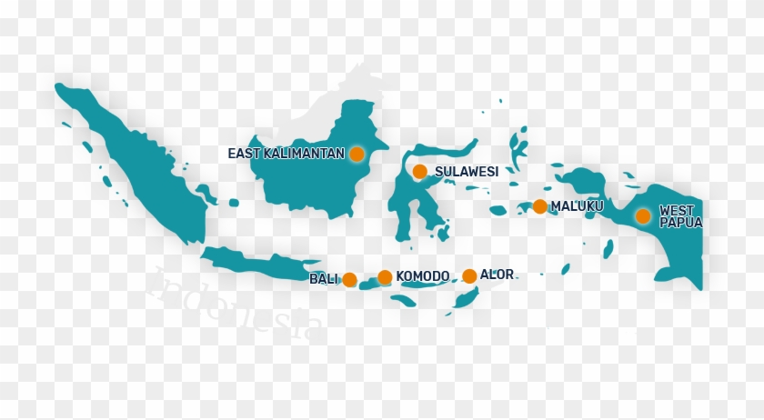 indonesia vector kepulauan simple map of indonesia hd png download 755x492 5700379 pngfind indonesia vector kepulauan simple map