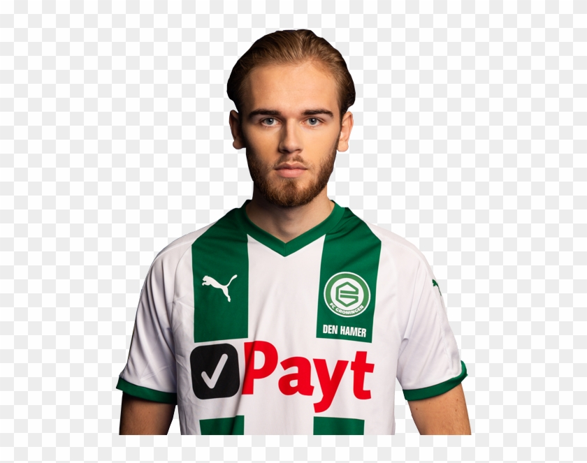 Fc Groningen Shirt Hd Png Download 552x603 5727443 Pngfind
