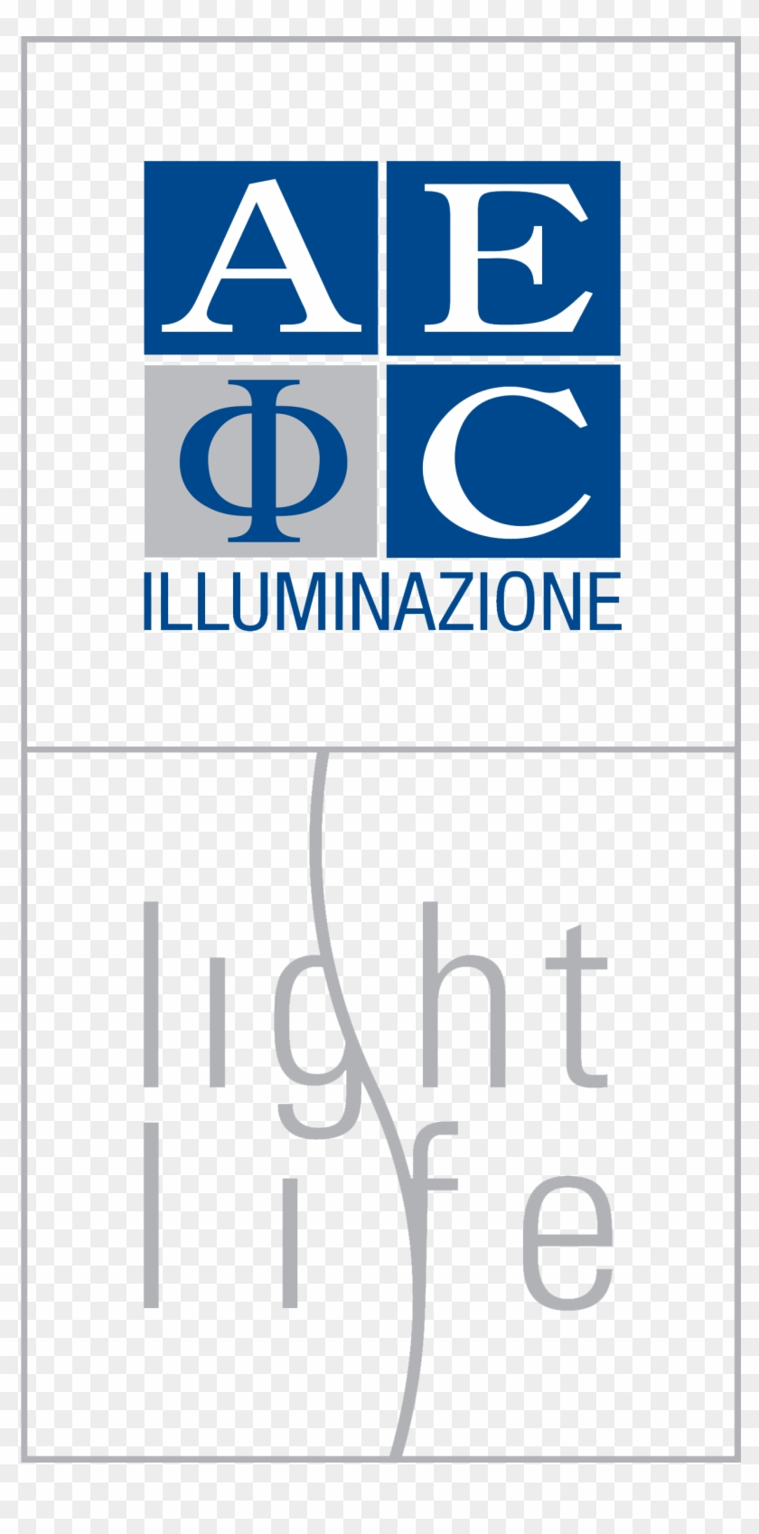 Market Leader In Street Urban And Decorative Lighting Aec Illuminazione Logo Hd Png Download 1291x2548 5757439 Pngfind