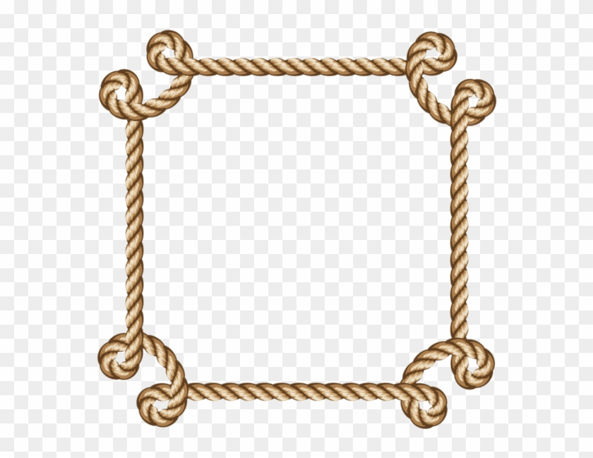 graphic relating to Printable Frames called Printable Frames, Printable Tags, Nautical Fonts, Rope