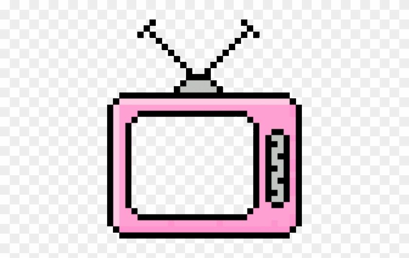 Colorful Retro Aesthetic Png Pastel Television Pixel Speech Bubble Cute Transparent Png 400x450 585075 Pngfind