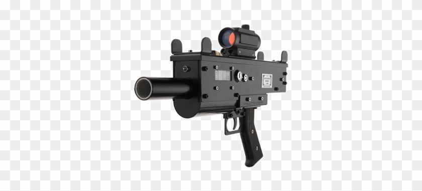 Spitfire Machine Pistol - Laser Tag Guns, HD Png Download