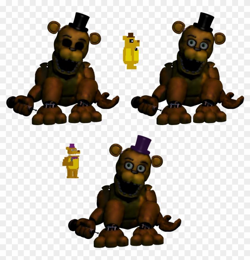 Fnaf Golden Freddy Head - Butter Roblox Song Id