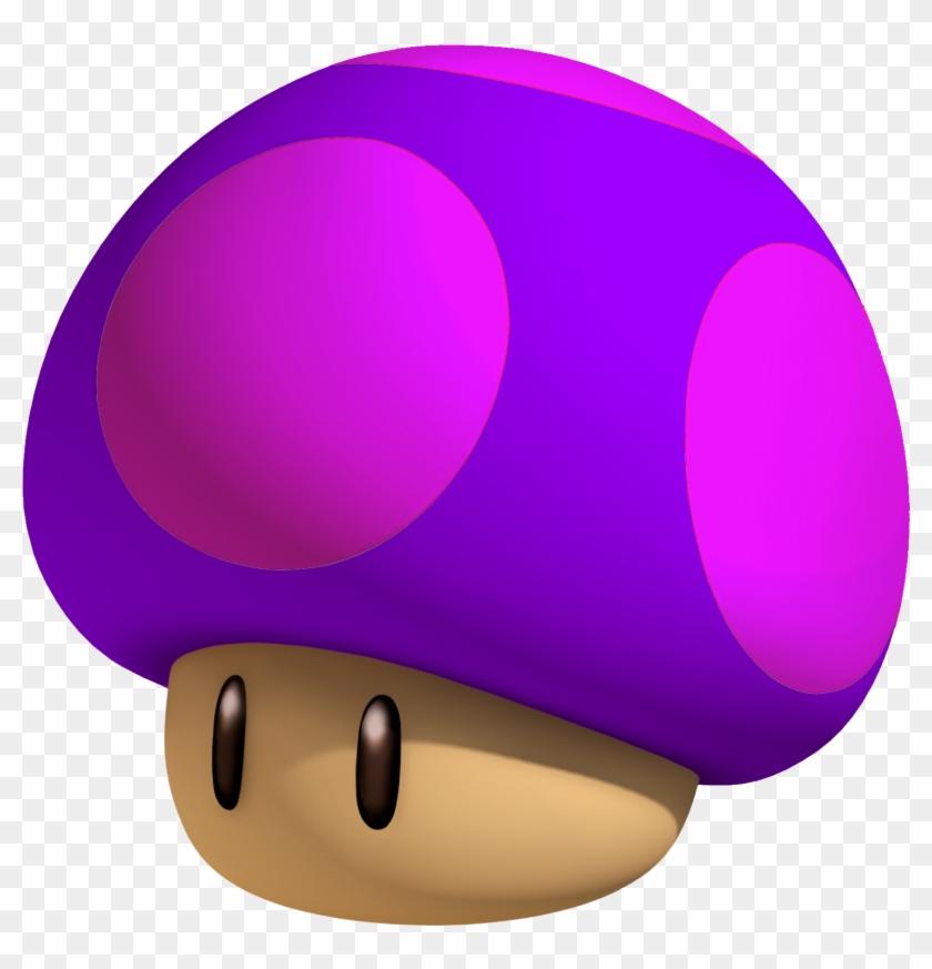 Nintendo Clipart Mario Mushroom Mario Kart Mushroom Blue Hd Png