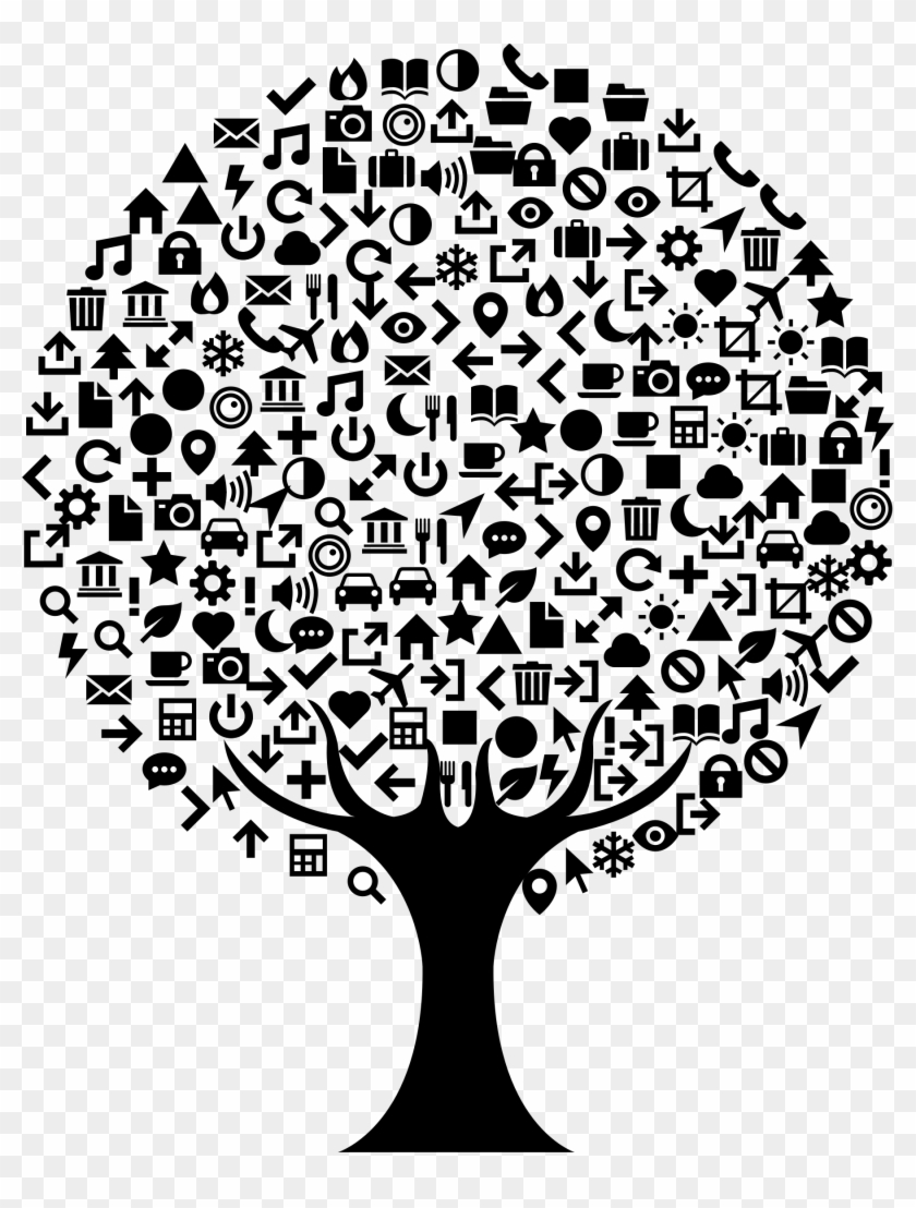 This Free Icons Png Design Of Abstract Icons Tree Tree