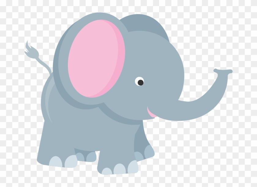 Elefante Png Elefante Bebe Caricatura Png Transparent Png