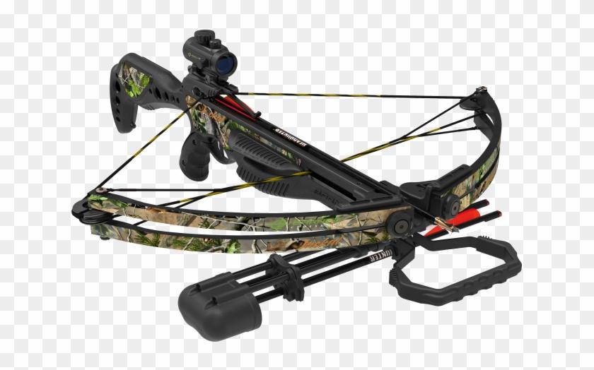 Barnett Jackal Crossbow, HD Png Download - 940x587(#5894349) - PngFind
