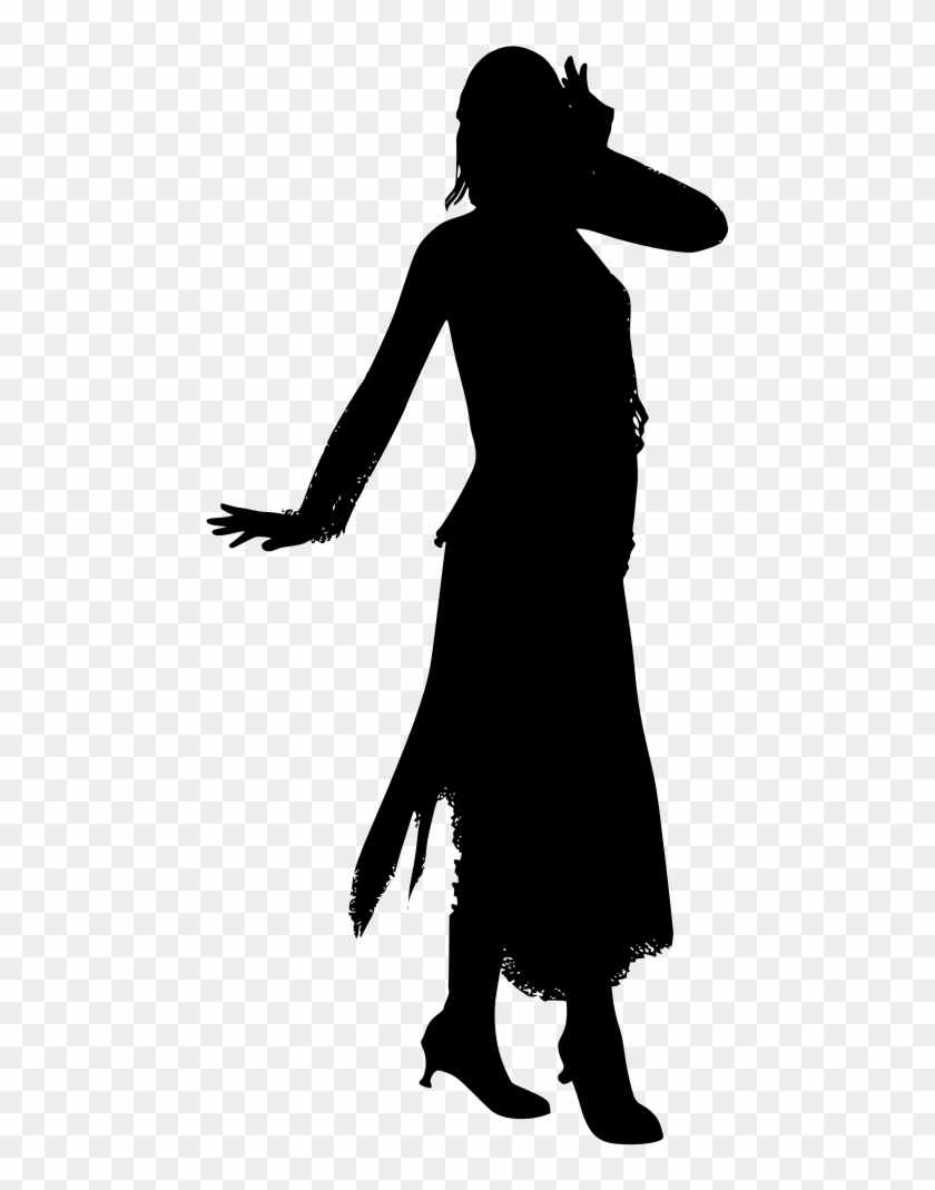 Download Png Hawaiian Hula Dancer Silhouette Transparent Png 791x1024 5898940 Pngfind