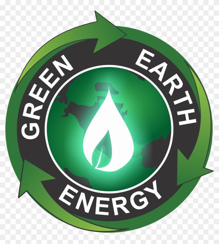 Logo Design By Rexvillarin For Green Earth Energy Inc Perusahaan