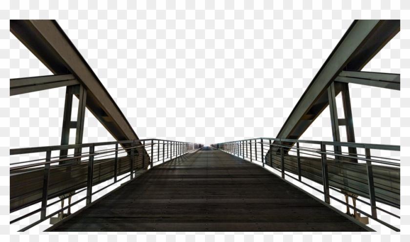 Transparent, Bridge, Isolated - Bridge, HD Png Download