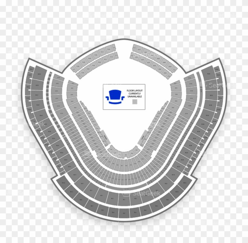 Dodger Parking - Dodger Stadium, HD Png Download - 1024x1024