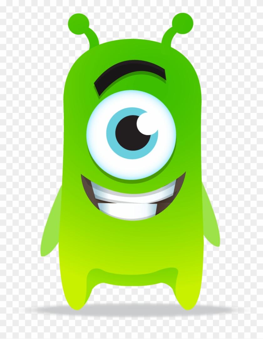Classdojo Monster Class Dojo Avatars Green Hd Png Download 830x1000 5941601 Pngfind
